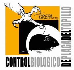 control biologico topillo